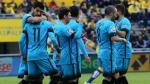 Barcelona venció 2-1 a Las Palmas con goles de Neymar y Suárez [Fotos y Video] - Noticias de javi garcia
