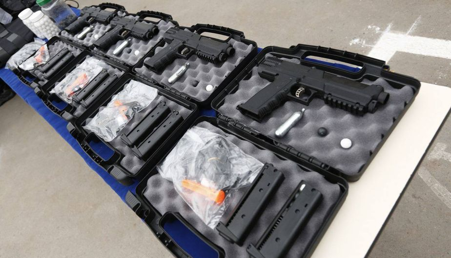 Serenos de la Municipalidad de Lima usarán armas no letales desde fines de marzo