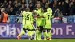 Manchester City se impuso 3-1 al Dínamo de Kiev en Ucrania por la Champions League - Noticias de wilfried bony