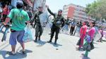 Lambayeque: Comerciantes parapetados en Mercado Modelo de Chiclayo se niegan a salir - Noticias de tocamientos indebidos
