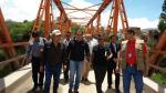Junín: MTC reemplazará puente Chupuro ante crecida del río Mantaro - Noticias de angel unchupaico