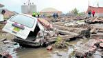 Fenómeno El Niño: Inundaciones y destrozos abundan en diversas zonas del país - Noticias de raquel loayza
