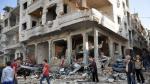 Siria: Oposición denuncia ataques pese a tregua - Noticias de mistura
