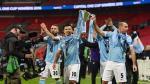 Manchester City venció 3-1 en penales al Liverpool y conquista la Copa de la Liga [Fotos] - Noticias de jesus navas