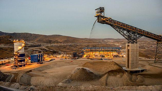 INEI: Producción del sector minería e hidrocarburos creció 7.83% en enero. (Gestión)