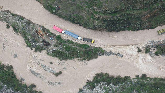 Carretera Central: Implementan puente aéreo entre Lima y Jauja por emergencia. (Andina)