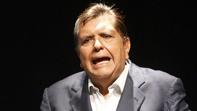 Datum tomará acciones legales contra Alan García. (Renzo Salazar/Perú21)