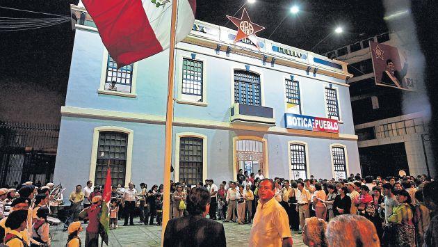 Investigación fiscal puso en la mira el financiamiento de la campaña aprista del año 2011. (Roberto Bernal)