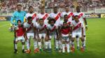 Selección peruana volvió a subir en el ránking FIFA - Noticias de alexander vargas