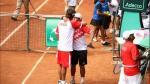 Copa Davis: Perú se pone adelante por 2-0 ante Uruguay - Noticias de copa davis