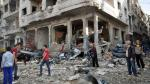 Rusia: Se registraron nueve violaciones al alto el fuego en territorio de Siria - Noticias de mistura