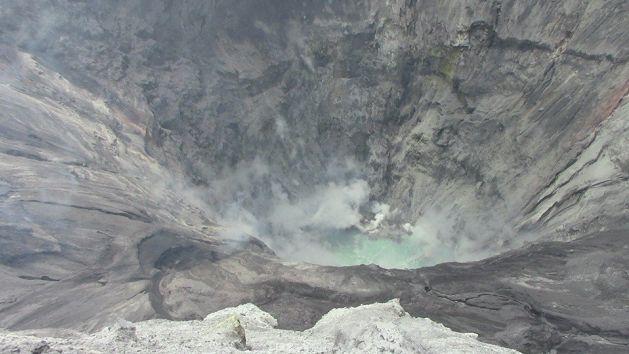 Laguna fue formada por precipitaciones. (Melquiades Álvarez)