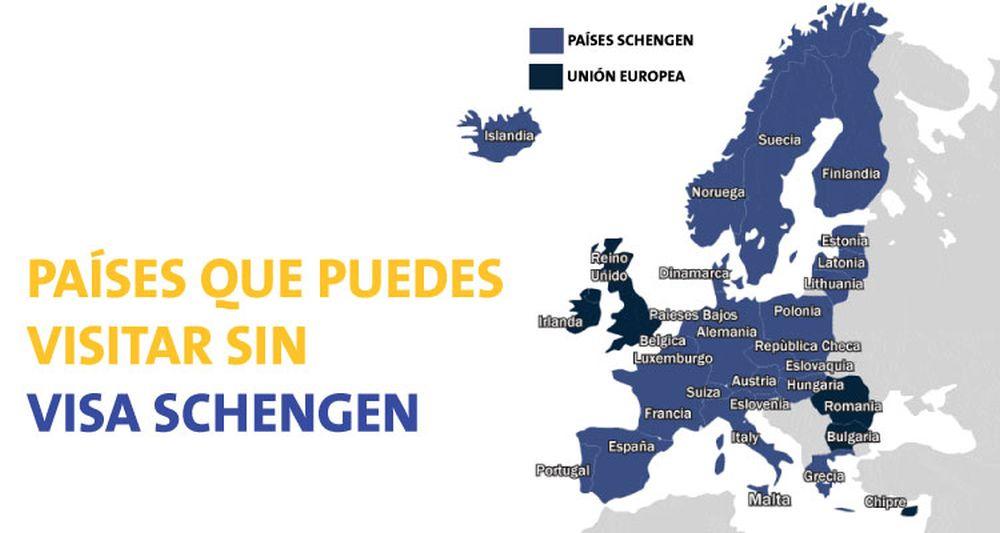 Comisión Europea concluyó que Perú cumple con requisitos para prescindir de la visa Schengen.