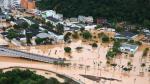 Brasil: Lluvias torrenciales dejaron al menos 15 muertos en Sao Paulo - Noticias de estación de bomberos