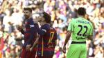 Barcelona apabulló 6-0 Getafe con una exhibición de Neymar y Messi [Video] - Noticias de victor gomez