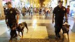 Municipalidad de Lima presentó a brigada canina que luchará contra la delincuencia [Fotos] - Noticias de la pastora
