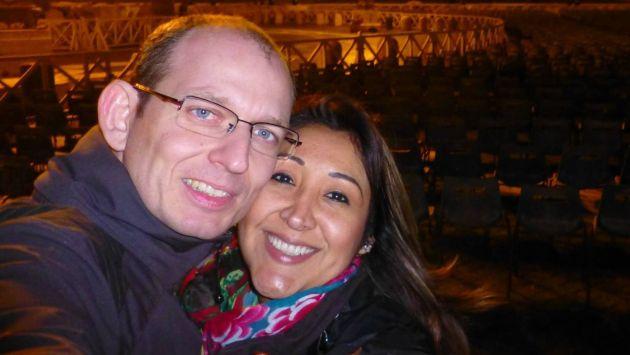 Peruana murió en atentado en Bruselas. (Facebook/adelma.m.ruiz)
