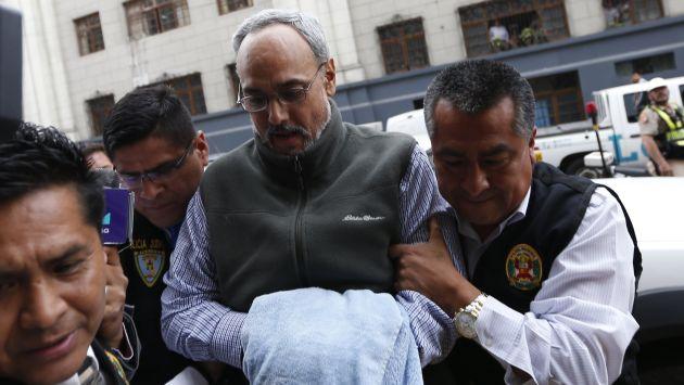 Manuel Burga seguirá en prisión mientras se regulariza pedido de extradición. (Perú21)