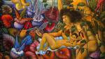 Perú expone en Shanghái una muestra de arte contemporáneo de su Amazonía - Noticias de harry chavez