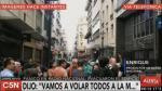 Argentina: Hombre con explosivos ingresó a Radio Nacional y amenazó a trabajadores - Noticias de romina