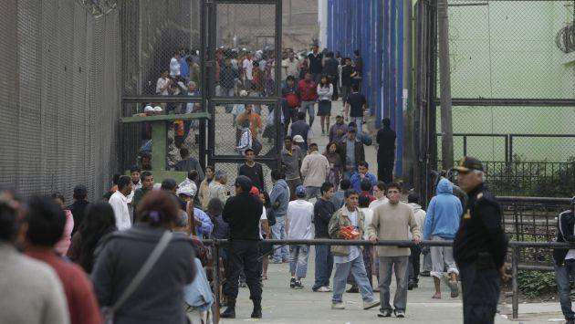 Buscan conocer la realidad del sistema penitenciario del país. (Perú21)