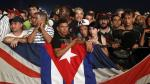 The Rolling Stones: Las guitarras hicieron vibrar por primera vez a Cuba en histórico concierto [Fotos y videos] - Noticias de charlie watts