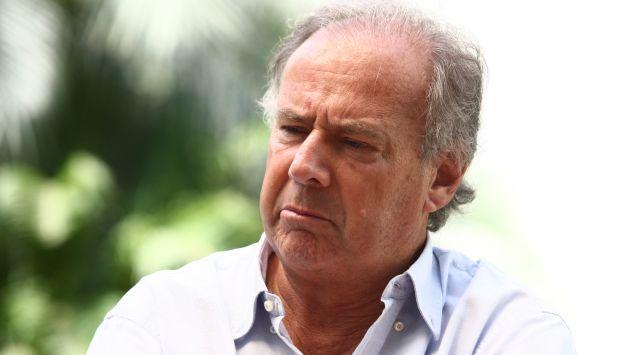 Alfredo Barnechea se refirió con ironía sobre su rechazo al trozo de chicharrón. (USI)