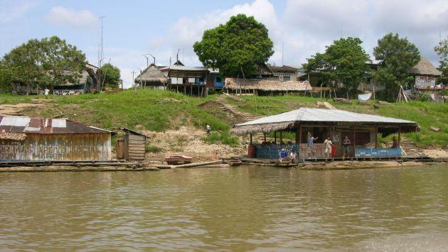 Senamhi advirtió que las lluvias continuarán y podrían causar inundaciones en los pueblos aledaños. (USI)