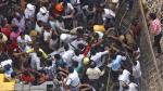 India: Al menos 14 muertos y 70 heridos deja derrumbe de un puente en construcción [Video] - Noticias de accidente en chincha