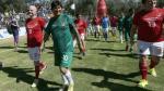 FIFA: Así se jugó el partido entre los equipos de Gianni Infantino y Evo Morales [Fotos] - Noticias de faustino asprilla
