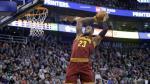 LeBron James se convirtió en el undécimo mejor anotador de la NBA al sumar 29 puntos - Noticias de hospital de cleveland
