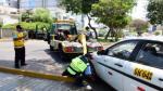 San Isidro: Multarán con S/1,975 y retirarán con grúa a vehículos mal estacionados - Noticias de fotopapeletas