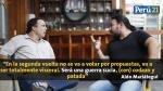 Aldo Mariátegui y Luis Davelouis analizan el panorama a una semana de las elecciones [Video] - Noticias de carlos cerron