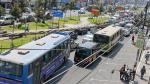 Puente Bella Unión: Gran congestión vehicular en calles y avenidas aledañas [Fotos] - Noticias de tráfico vehicular