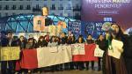 Keiko Fujimori: Manifestaciones contra la candidata en Argentina, España, Australia y Brasil - Noticias de fuerza popular