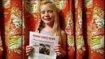 EEUU: Reportera de 9 años cubrió un asesinato, pero sus vecinos le dijeron que jugara con muñecas - Noticias de centro del adulto mayor