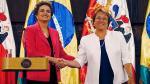 """Michelle Bachelet sobre Dilma Rousseff: """"Ella es una mujer seria, honesta y responsable"""" - Noticias de michele bachelet"""