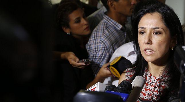 Nadine Heredia: 'Keiko Fujimori promueve la minería ilegal'