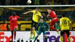 Borussia Dortmund empató 1-1 con Liverpool en los cuartos de final de la Europa League [Fotos y video] - Noticias de jurgen klopp