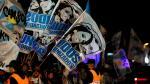 Cristina Fernández: Multitud recibió a expresidenta citada a declarar en Buenos Aires [Fotos y video] - Noticias de lavado de bandera