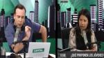 Aldo Mariátegui e Indira Huilca se enfrentaron por promesa del precio del balón de gas a S/12 - Noticias de dinosaurio