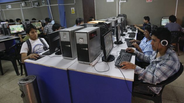 El 40% de la población tiene acceso a Internet. (USI)