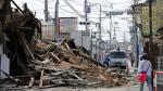 Japón: Al menos 32 muertos y 1,000 heridos en segundo sismo en suroeste del país [Fotos] - Noticias de fukushima
