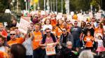 Australia: Pelirrojos se unen para manifestar su orgullo y luchar contra el 'bullying' [Fotos] - Noticias de melbourne