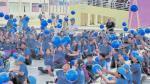 Trujillo: Festival Deportivo Escolar congregó a más de 500 niños - Noticias de ines sanchez