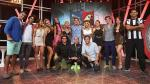'Reto de campeones': Natalia Málaga dañó el celular de Rafael Cardozo durante programa [Videos] - Noticias de percy olivares