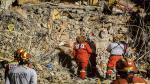 Ecuador: Bomberos del Perú continúan con labores de rescate de víctimas de terremoto [Fotos] - Noticias de diego vecino