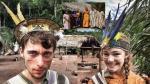Reino Unido: Padres obligaron a sus hijos a vivir con asháninkas en Perú para darles una lección [Video] - Noticias de here comes