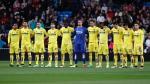 Real Madrid goleó 3-0 al Villarreal y sigue detrás del Barcelona y Atlético de Madrid - Noticias de sergio asenjo