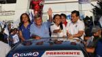 Piura: Heidy Juárez le sacó ventaja a Marisol Espinoza en pugna por curul - Noticias de departamento de cajamarca